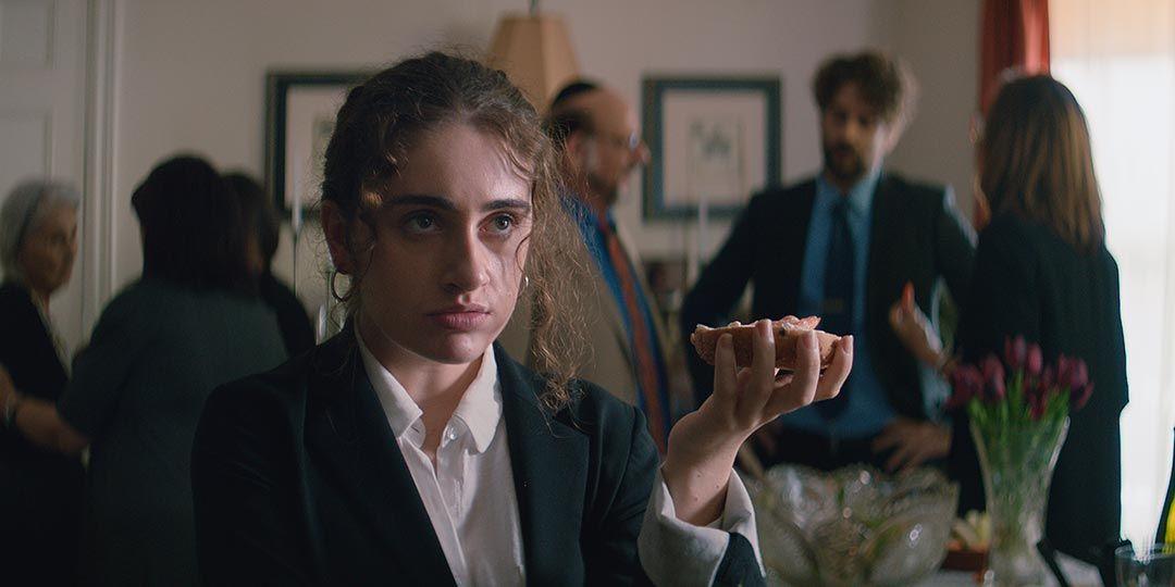 Rachel Sennott in 'Shiva Baby'