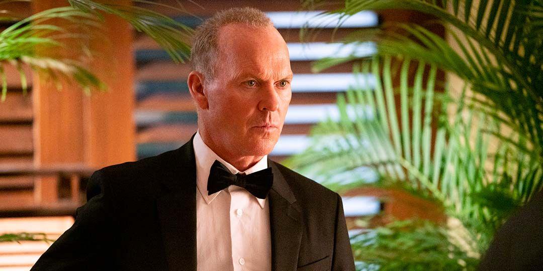 Michael Keaton in 'The Protégé' (photo courtesy Lionsgate)