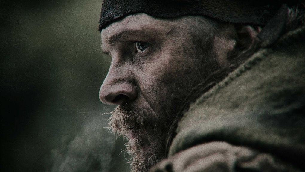 Tom Hardy in the Revenant movie