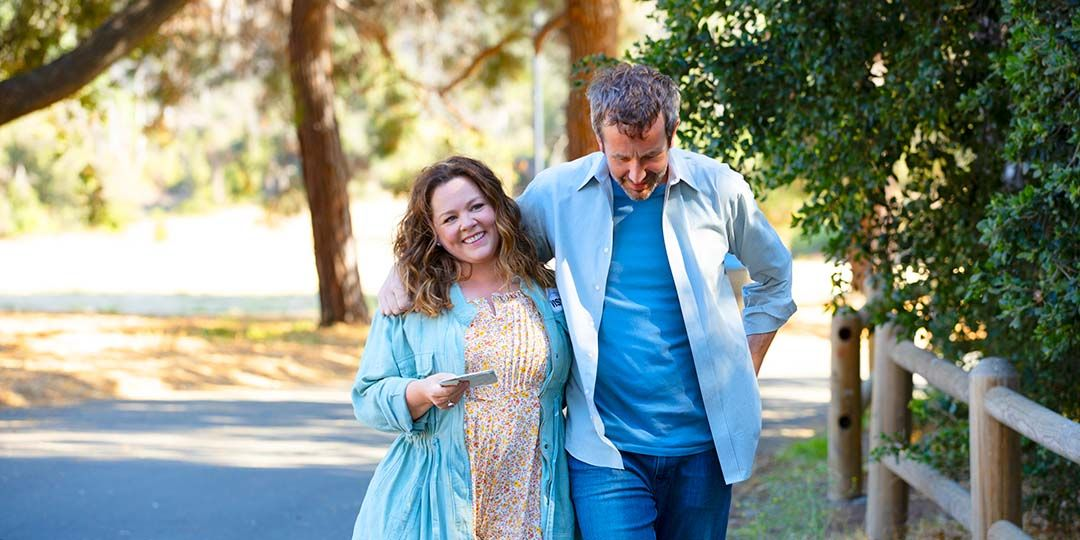 Melissa McCarthy & Chris O'Dowd in 'The Starling'